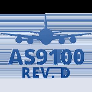 AS9100 Rev. D